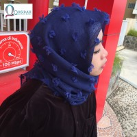 Jual Segiempat linen rubi rubiah / pashmina / khimar / hijab instan  Murah