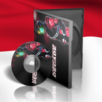 DVD Film Kamen Rider Decade Subtitle Indonesia