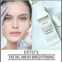 Jual Ertos Facial Wash Brightening Original Murah
