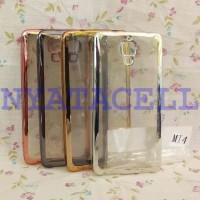 Case List Chrome Xiaomi Mi4 Mi4W Mi4G /TPU/Soft/Softcase/Silikon