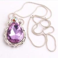 kalung princess sofia the first putri purple chain rantai
