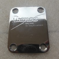 Neck Plate Ibanez Custom R1 Chrome