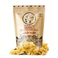 Jual The golden duck salted egg yolk potato chips Murah