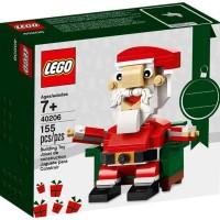 Jual LEGO 40206 - Santa - Brick and More  Murah