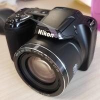 Nikon Coolpix L340 BNOB kamera digital murah prosumer