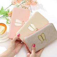 Jual Jims Honey Easter Plus Wallet Dompet Fashion Wanita Pouch HP Murah