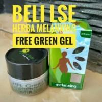 lse herba melanxing free green gel