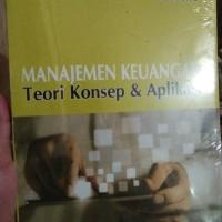 buku manajemen keuangan teori konsep dan aplikasi karangan sutrisno