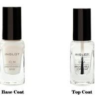 Jual INGLOT Nail Polish Top coat / Base coat Murah