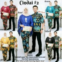 FASHION COUPLE BATIK CINDAI #2