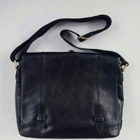 Tas Selempang Cowok Fossil Original / Men Pierce Commuter Messenger