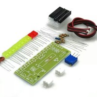 Kit LED VU Display ( audio level meter ) LM3915