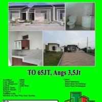 Dijual rumah di Ciwastra Bandung Over kredit