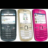 hp nokia c3 qwerty refurbish