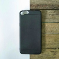 Case Hisense Pureshot Plus 2 L697 Softcase Slim Matte Black Modifikasi