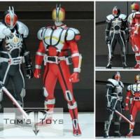 Kamen Rider 555 Faiz Axel & Faiz Blaster 32cm (MISB ORI) Japan Ver