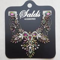 Kalung aksesoris statement necklace branded import zara murah 274