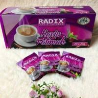 Kopi Herbal Radix Kacip Fatimah