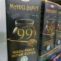 MADU BIMA 99   Madu Pahit Hitam Super 200gr