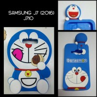 SAMSUNG J710 - J7 (2016) CASE BONEKA SOFT