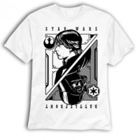 [EXCLUSIVE PLAY INC.] STAR WARS : BATTLEFRONT T-SHIRT