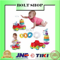 Bolt Taf Toys Stacker Truck