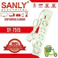 Stop Kontak Sanly+Switch