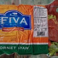 Fiva Kornet Ayam / Chicken Cornet 250g
