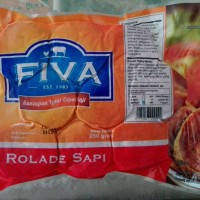 Fiva Rollade Sapi / Beef Rollade 250g