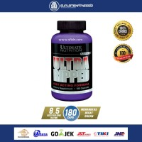 Ultimate Nutrition Ultra Ripped 180 caps FREE SUPLEMEN BCAA / GAINER