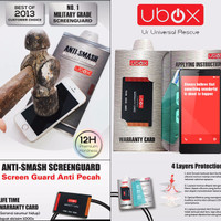 "Z HARGA SPESIAL UBOX Anti Smash Samsung Galaxy Tab S 8.4"" Screenguard"