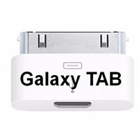 Z HARGA PROMO VIVAN Converter Micro USB to Samsung Galaxy TAB | Konekt