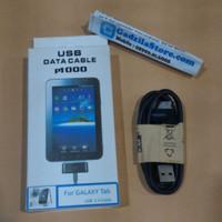 Z PROMO SEHARI Kabel Data Samsung Galaxy Tab P1000 USB Charger KW (GRO