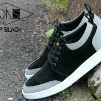 Free Bonus !!! sepatu casual murah GDNS Original kulit suede terbaik