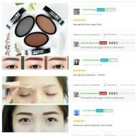 Cap alis / stempel alis / stamp alis / stempel eyebrow / stamp eyebrow