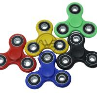Fidget Spinner Toy Hand Tri-Spinner Mainan Tangan New Trending Toys