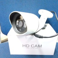 Camera CCTV AHD 1.3 MP Kamera Pengintai Outdoor / Indoor HD LED IR