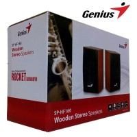 Genius SP-HF 160 USB Powered Wood Speakers