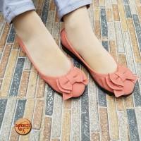 Harga sepatu flat shoes flatshoes gratica as31 salem | Pembandingharga.com