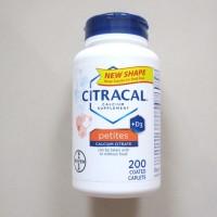 Multivitamin Vitamin Supplement Impor Citracal Calcium Plus D3 Petites