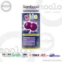 Sambucol Kids Cold & Flu 120ml *MADE IN AUSTRALIA*