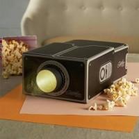 Jual PROMO Projector Portable Cardboard Smartphone BEST SELLER Murah