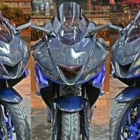 GPRR Visor Windshield Yamaha R15 New Facelift V3 VVA