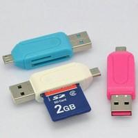 USB OTG Card Reader micro sd