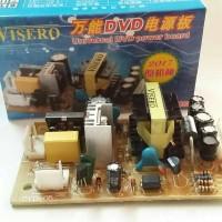 Regulator Power Supply DVD Serbaguna