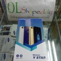 Hp Evercoss Winner Y Star U50A + New Kingkong Glass (RAM 2GB+ROM 16GB)