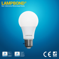 Lampu Led Rumah 5 Watt White Cool Day Light Lampbond Produk Indonesia