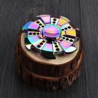 Jual SALE Fidget spinner Rainbow Heptagonal Murah