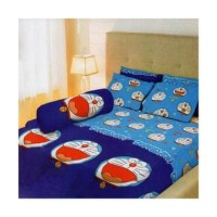 SPREI LADY ROSE DORAEMON No.1 KING 180 SEPRAI SPRAI BANTAL GULING BED