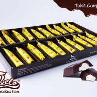 Jual  Cokelat Tobelo Compound Toki 1 Paket Lebaran Parcel Coklat Ramadhan Murah